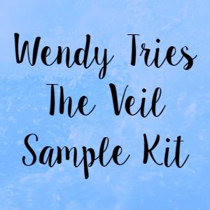 Wendy Tries The Veil Sample Kit