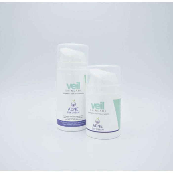 Fight Spots and Blemishes With Veil Acne Day Cream