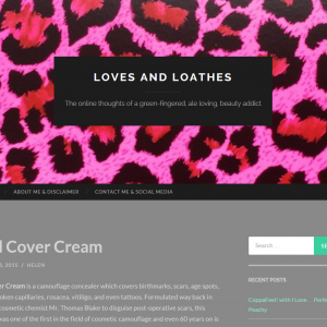 Loves and Loathes Chats About Veil Cover Cream