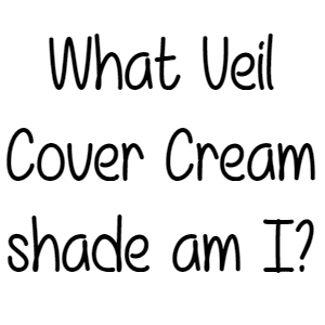 What Veil Cover Cream Shade Am I?