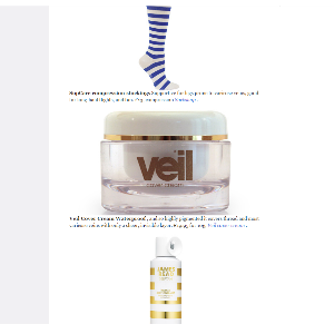 Veil Cover Cream Featured In The Telegraph