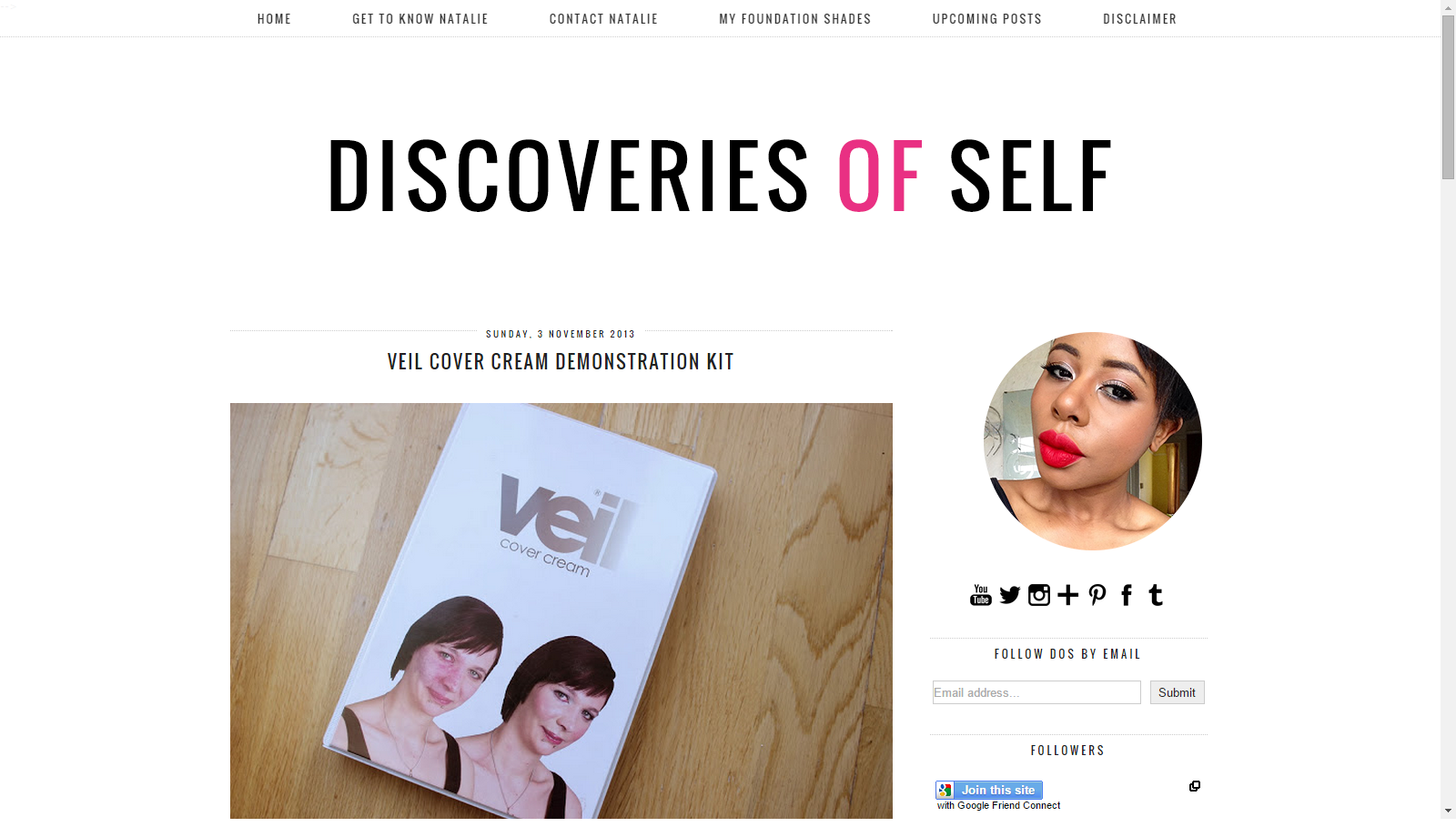 Blast From The Past: The Veil Demonstration Kit Featured On Discoveries Of Self
