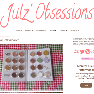 Blast From The Past Julz Obsessions Features Veil Cover Cream