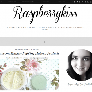 Blogger Raspberrykiss Chats About How Veil Cover Cream Can Conceal Redness