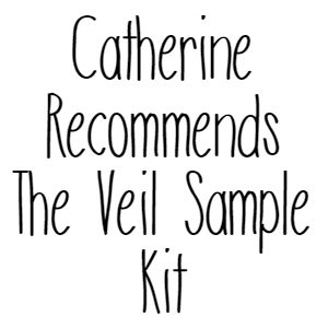 Catherine Recommends The Veil Sample Kit