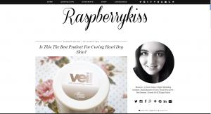 Veil Rich Nourishing Cream Featured On Raspberrykiss
