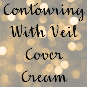 Contouring With Veil Cover Cream