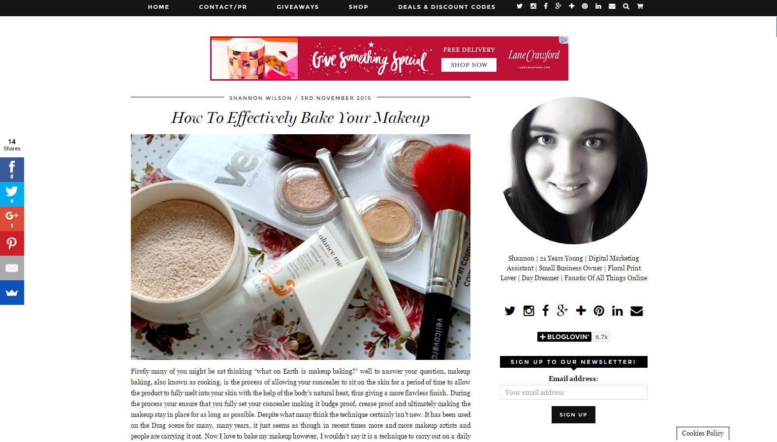 Veil Products Featured On Raspberrykiss
