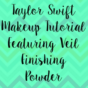 Taylor Swift Makeup Tutorial Featuring Veil Finishing Powder
