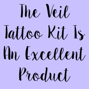 The Veil Tattoo Kit Is An Excellent Product