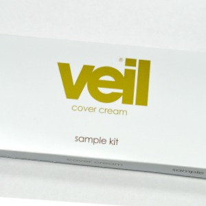 Why The Veil Cover Cream Sample Kit Is Essential