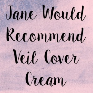Jane Would Recommend Veil Cover Cream