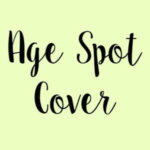 Age Spot Cover