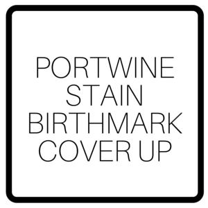 Portwine Stain Birthmark Cover Up