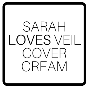 Sarah Loves Veil Cover Cream