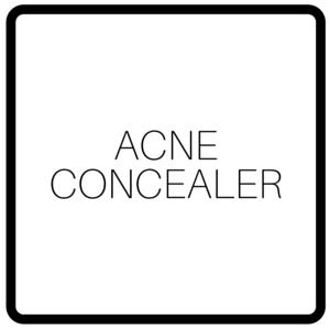 Acne Concealer