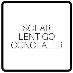 Solar Lentigo Concealer