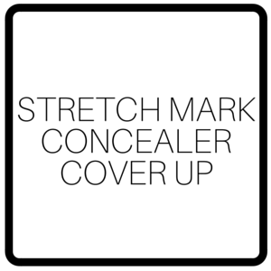 Stretch Mark Concealer Cover Up