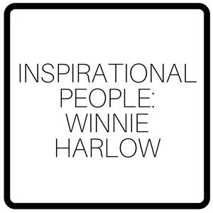Inspirational People: Winnie Harlow