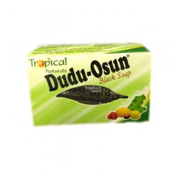 A photograph of Dudu Osun African Black Soap