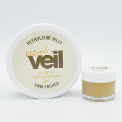 A photograph of Veil Yellow Soft Paraffin