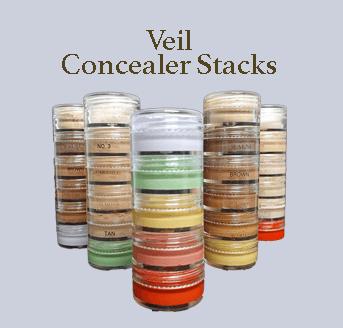 Veil Concealer Stacks